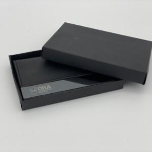 Business card display image
